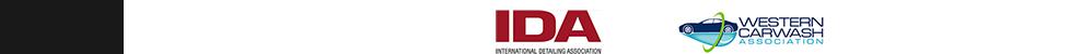 IDA & Western Car Wash Logos